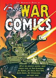 Přebal knihy The Mammoth Book of Best War Comics