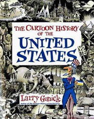 Přebal knihy The Cartoon History of the United States