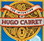 Přebal knihy The Invention of Hugo Cabret